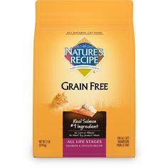 Nature's Recipe Grain Free Dry Cat Food *** Don't get left behind, see this great cat product : Best Cat Food