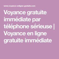 Voyance gratuite immédiate par téléphone sérieuse | Voyance en ligne gratuite immédiate