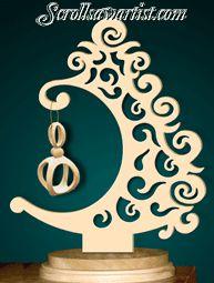 Scroll Saw Patterns :: Holidays :: Christmas -