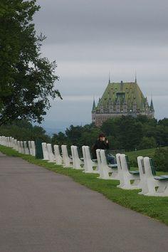 Québec-ville - Parc des plaines d'abraham by jacme31, via Flickr