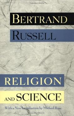 """FULL BOOK """"Religion and Science by Bertrand Russell""""  itunes purchase download touch how to look"""