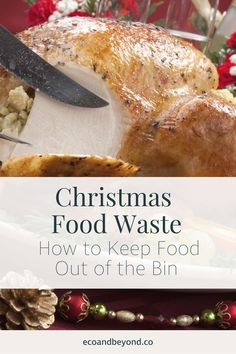 The festive season is a time to enjoy family, friends and food. It's also a time to be sure you're not part of the Christmas food waste problem. Food Out, Love Food, Mince Pies, Leftovers Recipes, Food Waste, Cooking Tips, Snacks, Meals, Christmas
