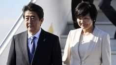 The first lady of Japan pretended that doesn't know English not to communicate with Trump – media
