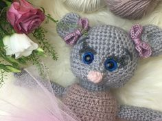 Ballerina, Alpaca, Neue Outfits, Pray, Crochet Hats, Cute Mouse, Step By Step Instructions, Tutorials, Knitting Hats