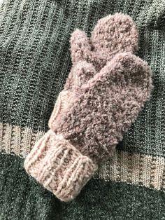 Easy Fäustlinge im Pelz-Look stricken! Mit je einem Knäuel Micio & Cloud von Lana Grossa bist Du dabei.  Kostenlose Anleitung