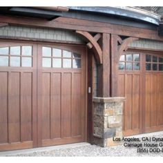 Barn Garage Doors garage doors that look like barn doors. very easy diy with paint