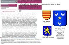 Châtellenie d'Aubigny en Vendée