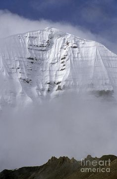✯ North Face Of Mount Kailash - Tibet