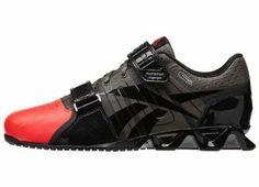 Reebok - Mens R Crossfit Oly Plus Ironstone Cherry Bla Lowtop Shoes badf05d63
