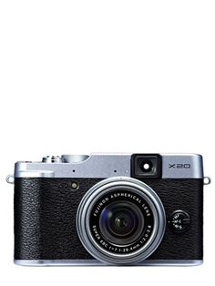 This is not as fancy pants as the 100, but still pretty freaking cool.  As long as its got the silver on it.  Fuji X20. Want! Because I can't afford the X100s. I already have too many cameras about the $1k price point.