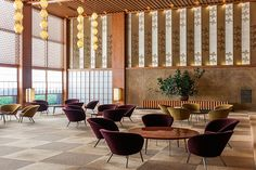 Architect - Toshiko Mori and fashion designer Tomas Maier team up to preserve an iconic midcentury hotel in Tokyo