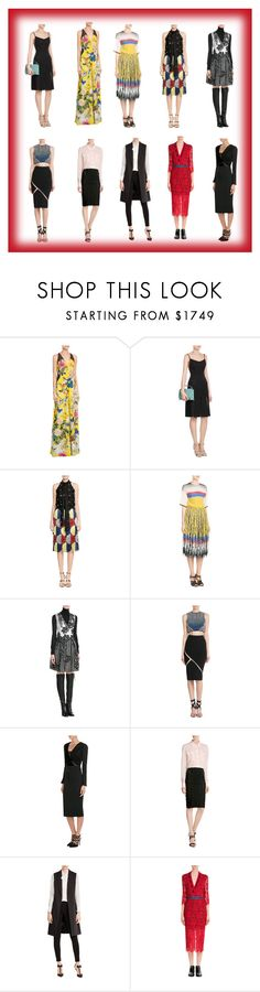 """Super Excited Styles"" by cate-jennifer ❤ liked on Polyvore featuring Roberto Cavalli, Jason Wu, Marco de Vincenzo, Alberta Ferretti, David Koma, Roland Mouret, Balmain, Michael Kors and Preen"