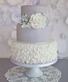 Wedding Cake by Sugar Ruffles