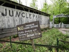 The deadly but interesting story of Jungle Park, a Western Indiana racing landmark.