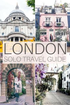 Solo Travel Guide: Best Things to do in London on your Own! | solosophie - https://www.solosophie.com/things-to-do-in-london-on-your-own/