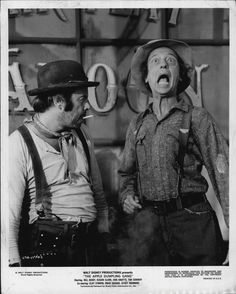 Tim Conway And Don Knotts  The Apple Dumpling Gang Rides Again (1982)