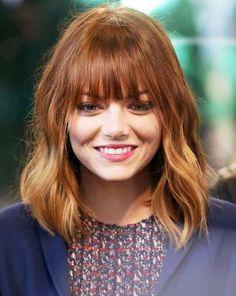 Magnifiques Couleurs Pour Cheveux Mi-longs   Coiffure simple et facile