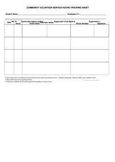 Blank Volunteer Form Blank Volunteer Timesheet Template - Volunteer schedule template
