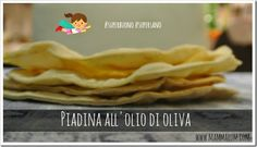 Piadina all'olio di oliva