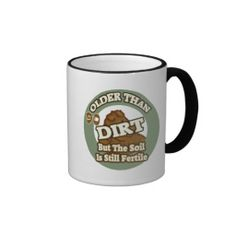 >>>best recommended          Older Than Dirt 90th Birthday Gifts Mug           Older Than Dirt 90th Birthday Gifts Mug so please read the important details before your purchasing anyway here is the best buyDeals          Older Than Dirt 90th Birthday Gifts Mug please follow the link to see ...Cleck Hot Deals >>> http://www.zazzle.com/older_than_dirt_90th_birthday_gifts_mug-168920296281048769?rf=238627982471231924&zbar=1&tc=terrest