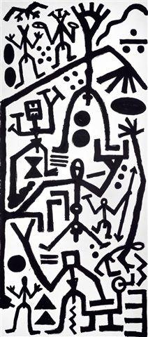 TXT by A.R. Penck