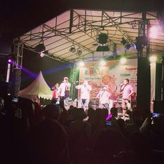 One fine evening at Kemang Carnival 2015