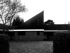 1970s Swedish designed Modernist House, Nottinghamshire