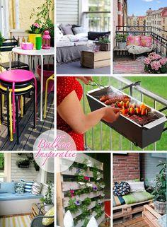 Gem?se und Kr?uter auf dem Balkon Balkon Inspirationen Pinterest ...