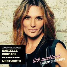 It will be such a pleasure to bring the one and only @_daniellecormack_ over to…