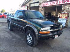 2002 Chevrolet S10 LT ZR2   $7500   Prime Auto Sales - Omaha, NE   402-715-4222   #chevy #chevrolet #s10 #pickup #zr2 #pickemuptruck #truck #muddin #auto #omaha #primeauto