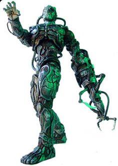 Cardassian as Borg (7 Inch)