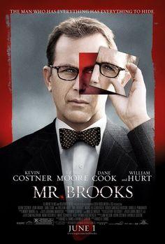 Mr Brooks 2007 Movie Review