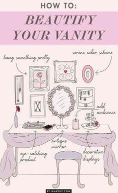 Vanity Decor