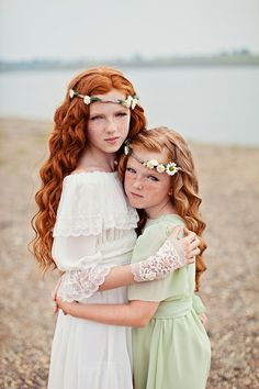 BRIDE CHIC: ODE TO THE RED HEADED BRIDE Hair is stunningly beautiful. I love the soft waves