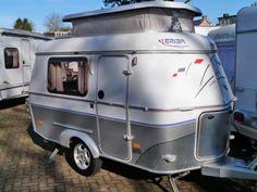 Eriba Puck 120 GT kleine caravan uit 2006 te koop op CampersCaravans.nl