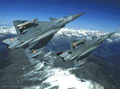 Swiss Air Force. Mirage IIIS, Général Aéronautique Marcel Dassault, F, 36x, 1966-1999