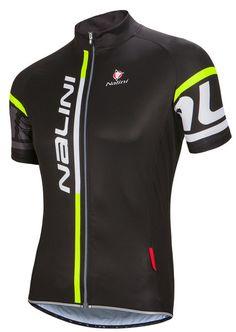 Nalini Logo Summer TI Black (4050) Fluo Jersey 41878c1be