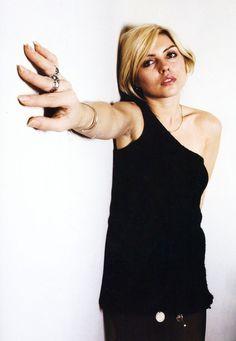 #DebbieHarry #Blondie