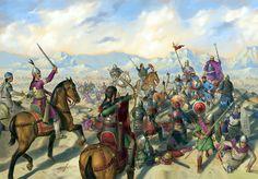 Battle of Manzikert