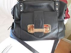 KARDASHIAN COLLECTION REPRODUCTION BLACK HAND BAG LARGE - http://clothing.goshoppins.com/bags-handbags/kardashian-collection-reproduction-black-hand-bag-large/