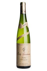 2012 Riesling de Rorschwihr Cuvée Yves, Domaine Rolly-Gassmann