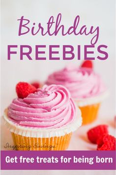 Get free stuff—just for being born! If you're paying for food on your birthday, you're doing it wrong! These restaurants, retailers and more offer special discounts and freebies on your birthday. Get free stuff on your birthday, like free coffee, dinner Freebies On Your Birthday, It's Your Birthday, Birthday Ideas, Special Birthday, Special Day, Setting Up A Budget, Balloons And More, Get Free Stuff, Cheap Meals