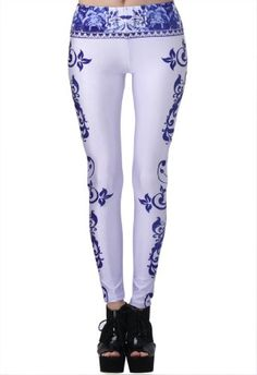 Romwe Women's Royal Blue Flowers Pattern Outside Spandex Leggings-White-M Romwe,http://www.amazon.com/dp/B00C2LZRBM/ref=cm_sw_r_pi_dp_a0C1rb1RS590E416