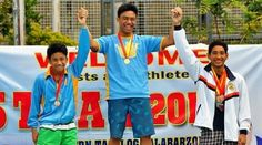 STCAA swim meet results now included in PH ranking | Pinoy Headline dot Com