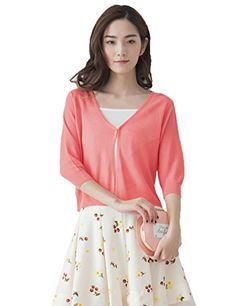 Xiouli Women's Super Thin V-neck three-quarter sleeves Cardigan Sweater 9917W18(L,Rose red)   Special Offer: $38.00      466 Reviews Fabric composition: 60% linen/25% tencel/15% nylon Guarantee We endeavors 100% customer satisfaction service and experience. If you receive damaged or...