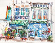 Shophouses @ Club Street | Flickr - Photo Sharing!