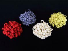 MOMOKO KUMAI-JP paper brooches