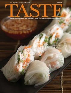 Recipes and culinary secrets from The Culinary Institute of America