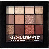Nyx Cosmetics - Warm Neutrals Ultimate Shadow Palette in  #ultabeauty
