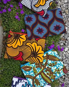 African Fashion Ankara, African Print Fashion, Fashion Prints, African Accessories, African Jewelry, African Textiles, African Fabric, Afro, Mode Wax